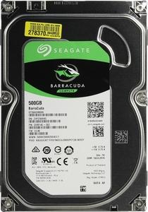 HDD SATA Seagate 500Gb, ST500DM009, Barracuda 7200 rpm, 32Mb buffer (аналог ST500DM002)