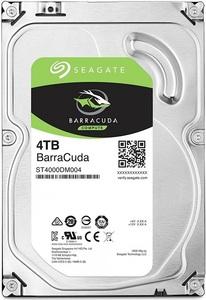 HDD SATA Seagate 4Tb ST4000DM004, Barracuda 5400 rpm, 256Mb buffer (аналог ST4000DM005)