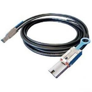 Adaptec ACK-E-HDmSAS-E-mSAS-2M (2280300-R) Кабель SAS внешний, 2м., разъемы SFF8644 - SFF8088 (массив mSAS-Adaptec 7xxx/7xxxQ)