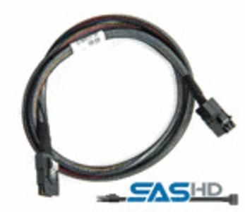 Adaptec ACK-I-HDmSAS-mSAS-1M (2279700-R) Кабель SAS внутр., 100см., разъемы SFF8643 -to- SFF8087