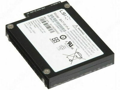 LSI Батарея резервного питания LSIiBBU09 для контроллеров серий MegaRAID 9265, 9266, 9270, 9271, 9285, 9286 (LSI00279/L5-25407-00)