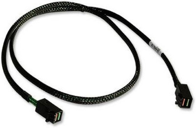 ACD Cable ACD-SFF8643-10M , INT, SFF8643-SFF8643 ( HDmSAS -to- HDmSAS internal cable, w/SideBand), 100cm (аналог LSI00405, 2282100-R) (6705047-100)