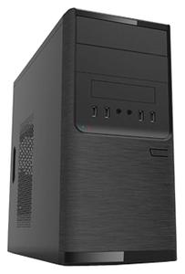 MidiTower Powerman ES701 Black PM-450ATX U2*2+U3*2+A(HD) mATX
