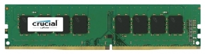 Crucial by Micron DDR4 8GB 2400MHz UDIMM (PC4-19200) CL17 SRx8 1.2V (Retail)