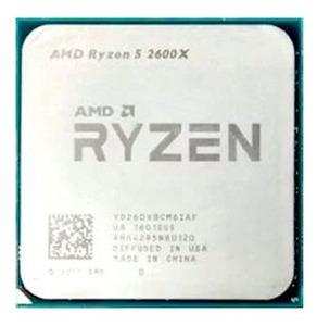 CPU AMD Ryzen X6 R5-2600X Pinnacle Ridge 3600MHz AM4, 95W, YD260XBCM6IAF OEM