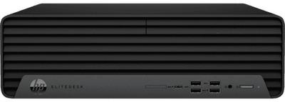 HP EliteDesk 800 G8 SFF Core i5-11500 2.7GHz,8Gb DDR4-3200(1),256Gb SSD NVMe TLC,Wi-Fi+BT,USB Kbd+Mouse,3/3/3yw,Win10Pro