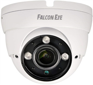 FE-IDV5.0MHD/35M -Уличная купольная универсальная видеокамера 3 в 1 (AHD, TVI, CVBS) 5MP , f-2,8.-12