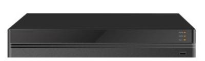 16 канальный 5 в 1 регистратор: запись 16 кан 8 MP 7 к/с; 8MP-N 15к/с; 5 MP 12 к/с; 4MP 15 к/с; 1080P/ 720P/960H/D1/CIF 25/30 к/с; Н.264/H.265/H265+; HDMI, VGA, SATA*2 (до 10TB HDD), 2 USB; Аудио