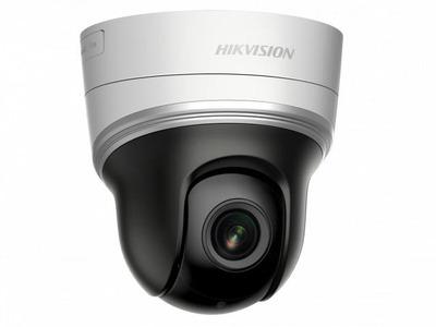 Hikvision DS-2DE2204IW-DE3/W 2Мп скоростная поворотная IP-камера c ИК-подсветкой до 20м1/2.8'' Progressive Scan CMOS; объектив 2.8 - 12мм, 4x; угол обзора объектива 100° - 25°; механический ИК-фильтр