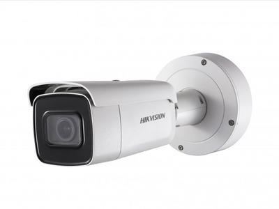 """Hikvision DS-2CD2623G0-IZS (2.8-12мм) 2Мп уличная цилиндрическая IP-камера с EXIR-подсветкой до 50м 1/2.8"""" Progressive Scan CMOS; моторизированный вариообъектив 2.8-12мм; угол обзора 110°~31"""