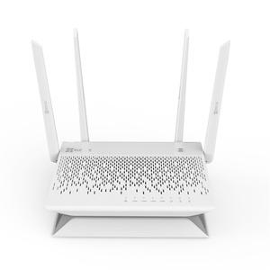 Ezviz Vault Plus 8-ми канальный Wi-Fi регистратор с функцией Wi-Fi роутера 4 порта RJ-45 10/100 Мбит/с; Wi-Fi 2,4 ГГц и 5 ГГц, 802.11 bgn/ac до 1200 Мбит/с; поддержка до 8-ми Wi-Fi Full HD камер; подд