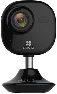 Ezviz Mini Plus 2Мп внутренняя Wi-Fi камера c ИК-подсветкой до 10м 1/2.7'' CMOS матрица; объектив 2.8мм; угол обзора 135°; 30 к/сек при 1920х1080; ИК-фильтр; 0.02лк @F2.2; HDR 120 db; встроенный микро