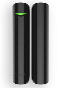 AJAX DoorProtect Black (Универсальный датчик открытия дверей и окон, чёрный)