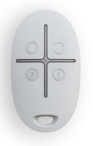 AJAX SpaceControl White (Брелок с тревожной кнопкой, белый)
