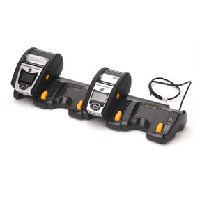 Zebra ASSY: Kit 4-Slot Ethernet cradle, ACC QLn/ZQ6-EC4 AC ADAPTER EU/CHILE (type G) CORD