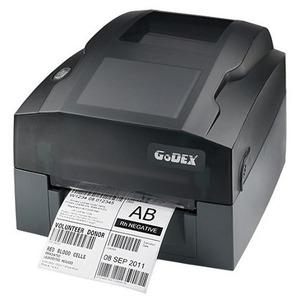 Godex TT G300UES, 203 dpi, 4 ips, 0.5 core ribbon, USB+RS232+Ethernet