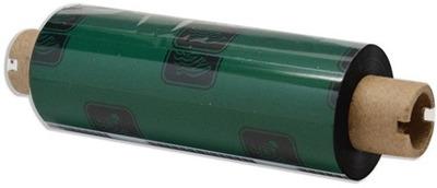Zebra Resin Ribbon, 84mmx74m (3.31inx242ft), 5095; High Performance, 12mm (0.5in) core, 12/box
