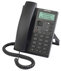MITEL AASTRA terminal 6863i w/o AC adapter (SIP-phone, optional PS)