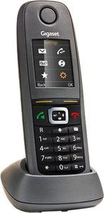 Gigaset R650H PRO RUS'(комплект: трубка и зарядное устройство, цветной дисплей, IP65, GAP, Cat-Iq 2.0)