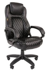 Офисное кресло Chairman 432 Россия экопремиум черная N
