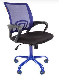 Офисное кресло Chairman 696 Россия TW синий/Cmet