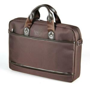 Компьютерная сумка Continent (15,6) CC-045 Brown, цвет коричневый.