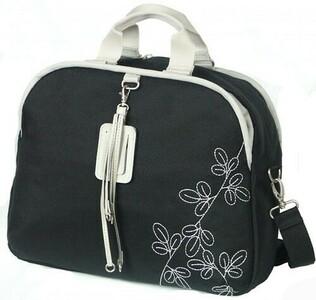 Компьютерная сумка Samsonite (15,4) женская 11A*041*19, цвет чёрный