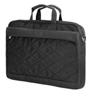Компьютерная сумка SUMDEX (15,6) PON-327BK, цвет чёрный.