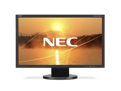 "NEC 22"" AS222Wi LCD Bk/Bk (AH-IPS; 16:9; 200cd/m2; 1000:1; 5ms; 1920x1080; 170/160; VGA; DVI-D; Tilt)"