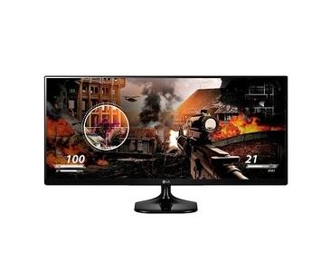 """LG 25"""" 25UM58-P IPS LED, 2560x1080, 5ms, 250cd/m2, 5Mln:1, 178°/178°, HDMI*2, Black замена 25UM57-P"""