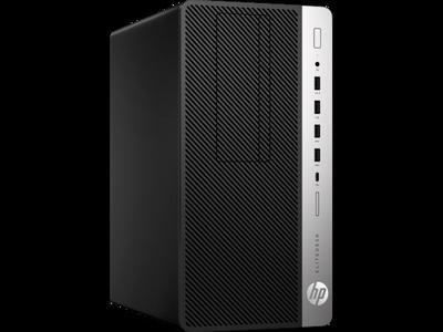 HP EliteDesk 705 G4 MT AMD Ryzen 7 Pro 2700 (3.2-4.1GHz,8 Cores),8Gb DDR4-2666(1),256Gb SSD,nVidia GeForce RTX 2060 6Gb GDDR6,DVDRW,USB Kbd+USB Mouse,3y,Win10Pro