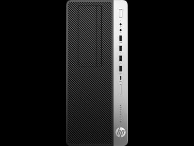 HP EliteDesk 800 G5 TWR Core i7-9700 3.0GHz,8Gb DDR4-2666(1),Intel Optane 16Gb+2Tb HDD,DVDRW,USB Kbd+USB Mouse,USB-C,3/3/3yw,Win10Pro