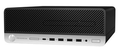 HP ProDesk 600 G3 SFF Core i3-6100 3.7GHz,8Gb DDR4-2400(1),256Gb SSD,WiFi+BT,Usb Business Slim Kbd+USB Mouse,VGA,Platinum 180W,3/3/3yw,FreeDOS