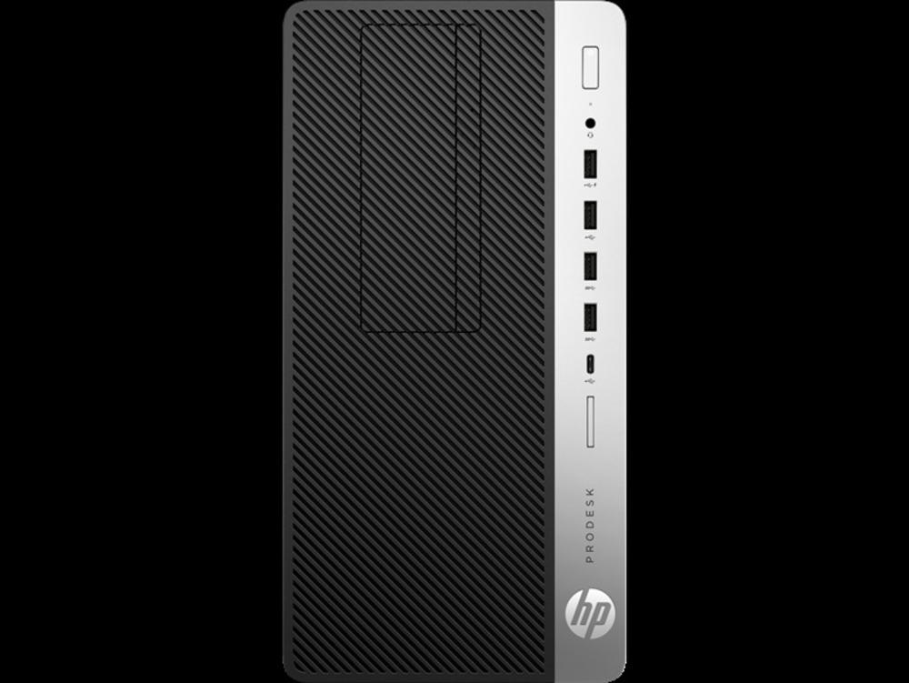HP ProDesk 600 G5 MT Core i5-9500 3.0GHz,8Gb DDR4-2666(1),256Gb SSD,USB Kbd+USB Mouse,PCI,VGA,3/3/3yw,FreeDOS