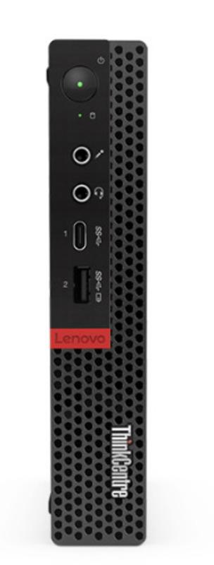Lenovo ThinkCentre Tiny M720q i5-8400T 8GB 256GB_SSD Int. NoDVD, VESA, BT_1X1AC USB KB&Mouse Win 10 P64-RUS 3Y on-site