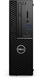 Dell Precision 3431 SFF Core i7-9700 (3,0GHz) 8GB (1x8GB) DDR4 256GB SSD (M.2 PCIe) Nvidia Quadro P1000 (4GB DDR5)W10 Pro SD, TPM 3 years NBD