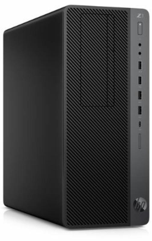 HP Z1 G5 TWR, Core i7-9700, 16GB (1x16GB) DDR4-2666 DIMM, 512GB M.2, DVD-Writer, NVIDIA GeForce RTX2070 SUPER 8GB, mouse, keyboard, Win10p64, 500W