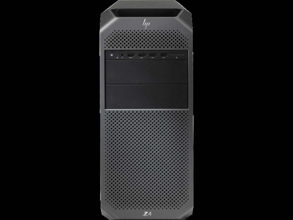 HP Z4 G4, Core i7-9800X, 16GB(1x16GB)DDR4-2666 nECC, 512 SSD, No Integrated, mouse, keyboard, Card Reader, Win10p64Workstations