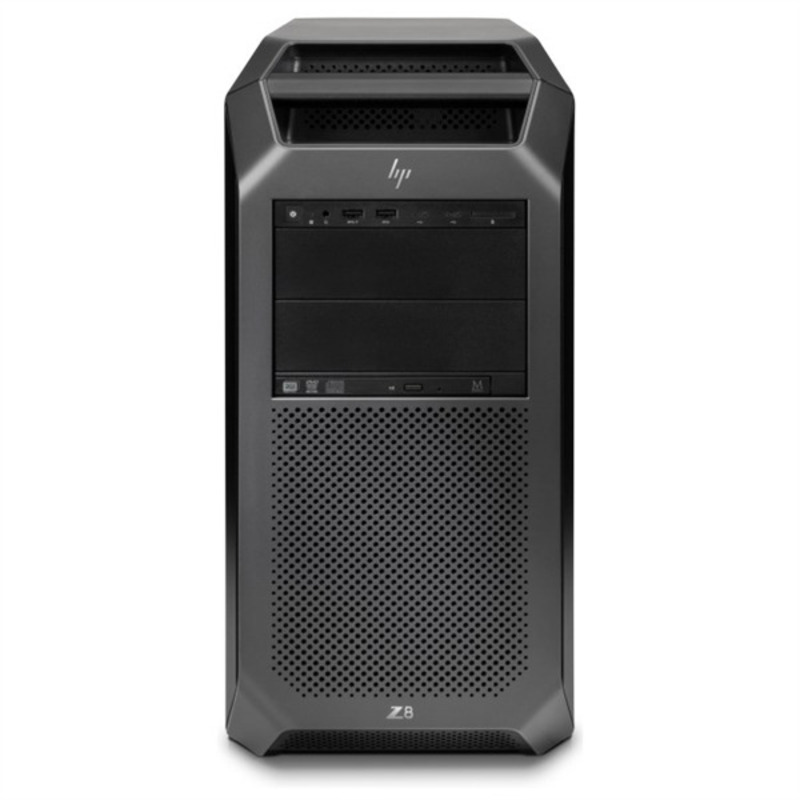 HP Z8 G4, Xeon 5220, 32GB (2x16GB) DDR4-2933 ECC Reg, 512GB M.2 TLC, DVD-ODD, mouse, NO keyboard, Win10p64WorkstationPlus