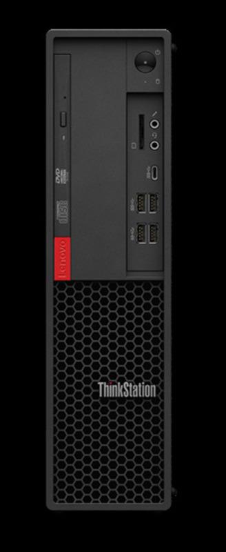 Lenovo ThinkStation P330 Gen2 SFF 260W, i7-9700(3.0G 8C), 16(2x8GB) DDR4 2666 nECC UDiMM, 1x256GB SSD M.2, Intel UHD Graphics 630, DVD±RW, USB KB&Mouse, SD Reader, Win 10 Pro64-RUS, 3YR OS