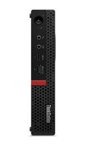 Lenovo ThinkStation P330 Tiny I9-9900T(2.1G,8C), 1x16GB DDR4 2666 SODIMM, 512GB SSD M.2., Quadro P1000 4GB 4x MiniDP, WiFi, BT, 1xGbE RJ-45, USB KB&Mouse, 135W Adapter, Win 10 Pro64-Rus, 3YR Onsite