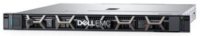 DELL PowerEdge R240 1U/ 4LFF/ E-2134 (3.50GHz, 8M, 4C, 71W) / noMemory/ PERC H330 FH/ DVD/ noHDD / 2xGE LOM/ iDRAC9 Exp/ 250W/ Bezel/ Rails/ 3YBWNBD