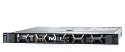 DELL PowerEdge R340 1U/ 4LFF/ E-2124 (4c, 3.3 GHz, 71W)/ 1x8GB UDIMM ECC/ H330/ 1x1 TB SATA/ 2xGE/ 1x350W/ iDRAC9 Exp/ DVDRW/ Bezel / Static Rails/ noCMA/ 3YBWNBD