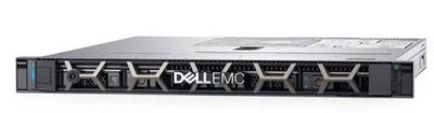 DELL PowerEdge R340 1U/ 8SFF/ E-2134 (4c, 3.5 GHz, 71`W)/ noMemory / H330/ noHDD / 2xGE/ 1x350W/ iDRAC9 Exp/ DVDRW/ Bezel / Static Rails/ noCMA/ 3YBWNBD