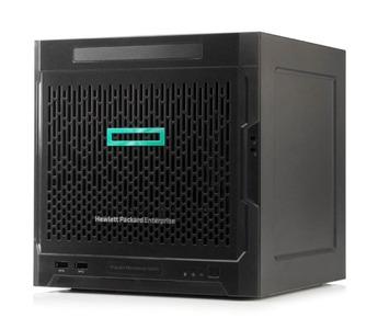 ProLiant MicroServer Gen10 X3421 NHP UMTower/Opteron4C 2.1GHz(2MB)/1x8GbU1D_2400/Marvell88SE9230(SATA/ZM/RAID 0/1/10)/noHDD(4)LFF/2xPCI3.0/noDVD/ClearOS/2x1GbEth/PS200W(NHP)