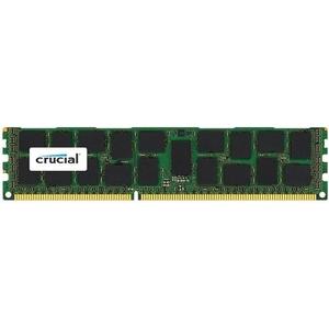 Crucial by Micron DDR-III 16GB (PC3-12800) 1600MHz ECC Reg DR x4, 1.35V (Retail) (Analog Micron MT36KSF2G72PZ-1G6)