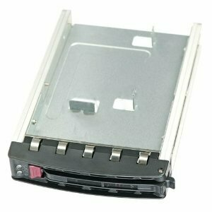 """Supermicro Adaptor MCP-220-00080-0B HDD carrier to install 2.5"""" HDD in 3.5"""" HDD tray (for case 743, 745 series)"""