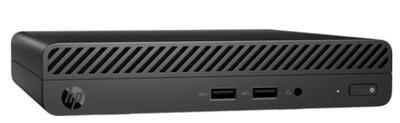 HP 260 G3 Mini Pentium 4415U,4GB,500GB,USBkbd/mouse,Stand,Win10Pro(64-bit),1-1-1Wty(repl.2KL50EA)
