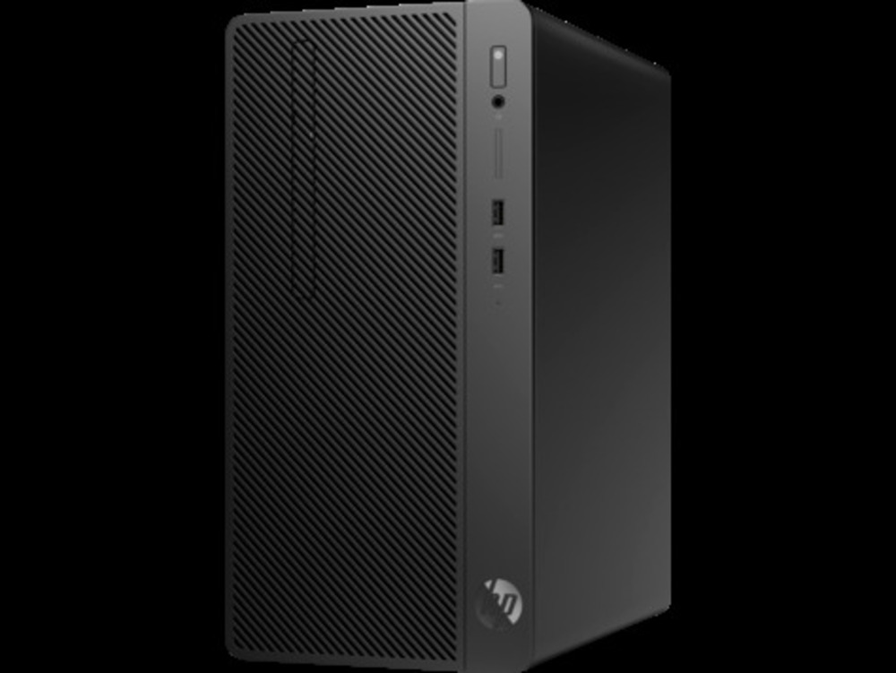 HP Bundle 290 G2 MT Core i3-8100,8GB,128GB M.2,DVD-RW,usb kbd/mouse,Win10Pro(64-bit),1-1-1 Wty+ HP Monitor V214.7in(repl.2MT20ES)