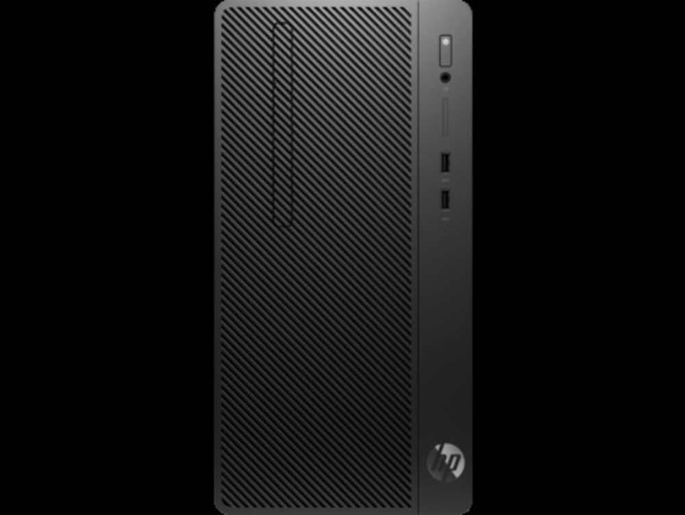 HP 290 G3 MT Core i3-9100,8GB,256GB M.2,DVD-RW,usb kbd/mouse,Win10Pro(64-bit),1-1-1 Wty